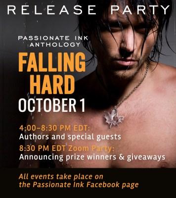 Release party invite