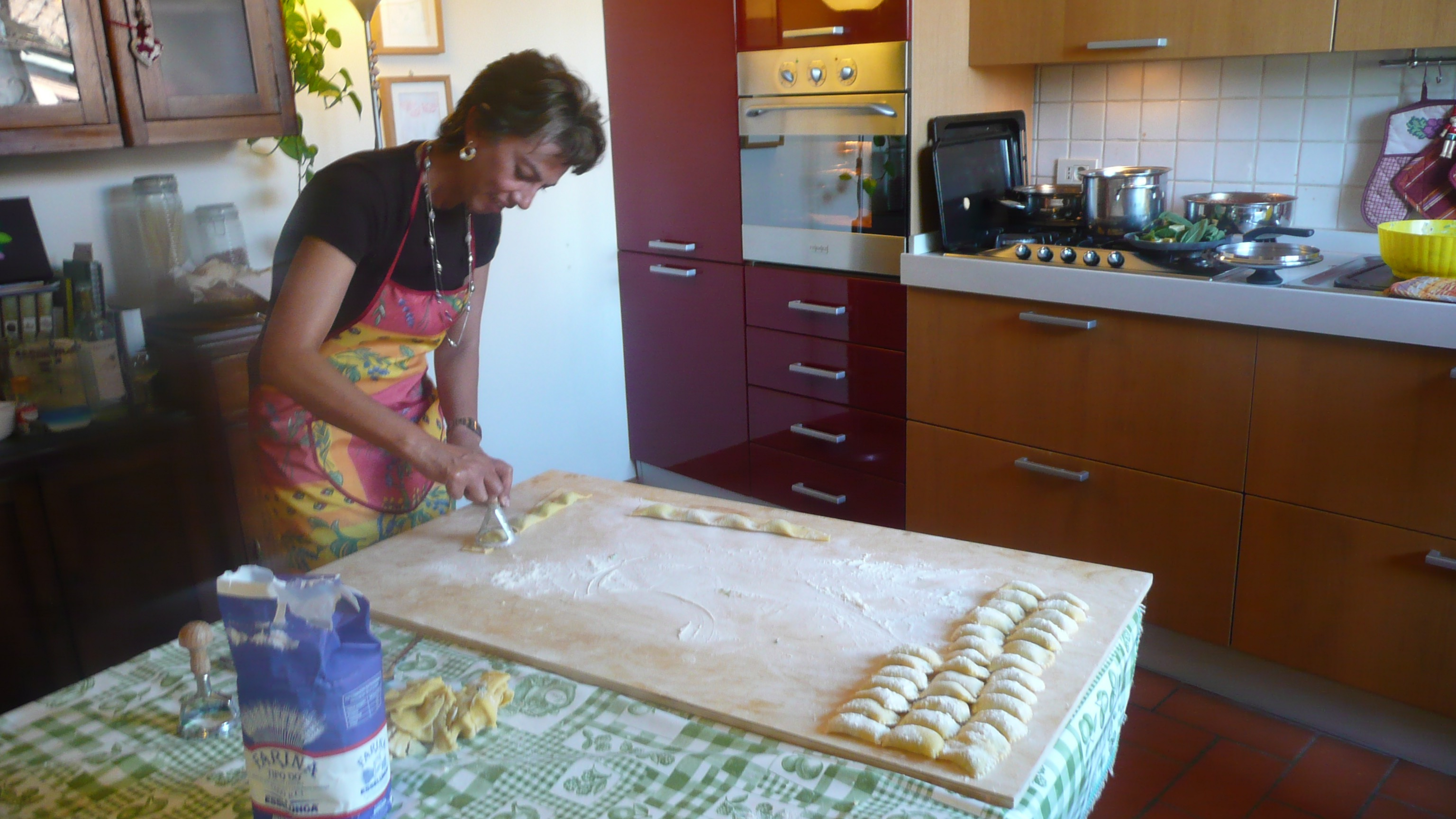Cooking lessons in Lucca