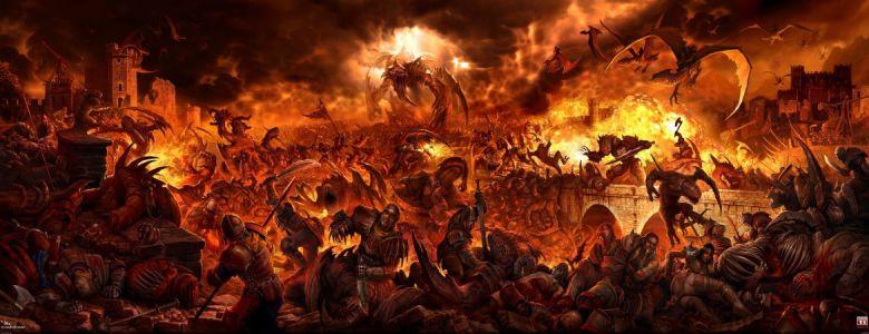 Satanic War