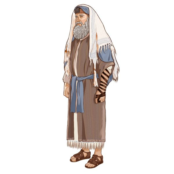 Pharisees Outfit