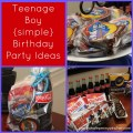 Birthday party ideas for teen boys myideasbedroom com