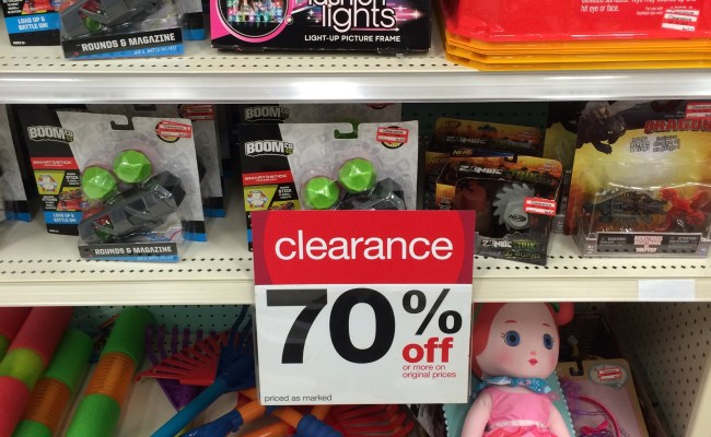 Target Toy Clearance Up To 70 Off Toy Savings