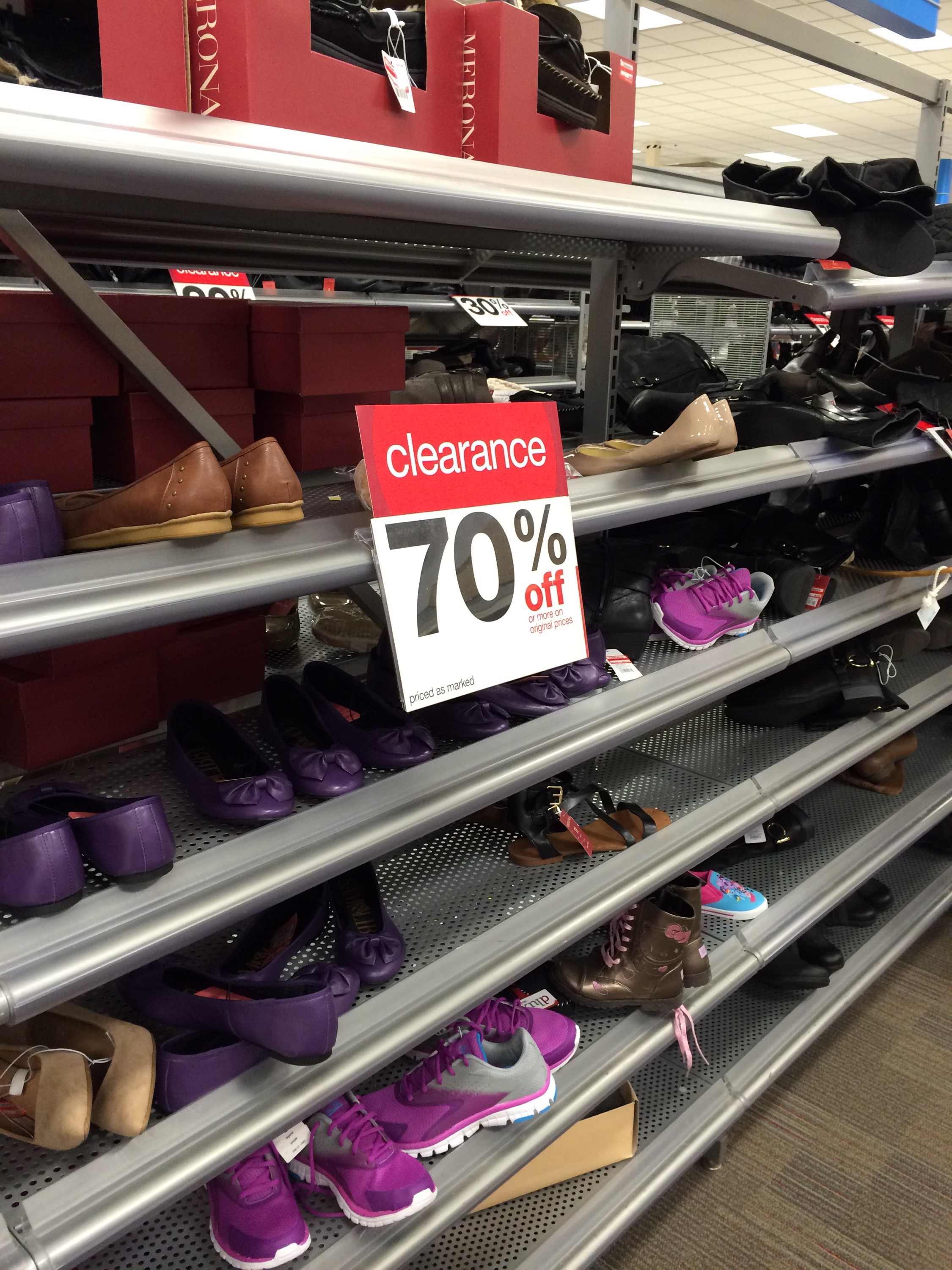 Target Shoe Clearance Up To 70 Off