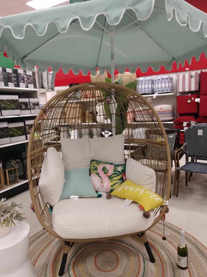 Target Patio Furniture 25 OFF  FREE Ship Ends Tonight