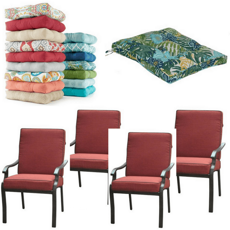 kohls outdoor chair cushions beach lounge chairs target sonoma goods for life only 9 74 shipped