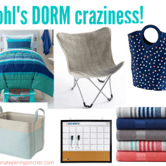 Dorm Chairs Kohls Boat Captains Chair Kohl S Clearance Craziness Bedding Totes Towels Has Some Super Good Deals On All Things Related Right Now Because Most Of It Is For Around 70 Off At This Point