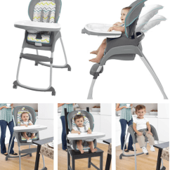 Ingenuity High Chair 3 In 1 Cover Office Without Arms Trio Ridgedale 54 Lowest Price