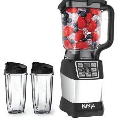 Ninja Kitchen Com Orange Rugs Nutri Blender Duo With Auto Iq 69 99 Shipped Passionate