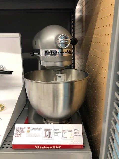 walmart kitchen aid mixer grohe faucet parts kitchenaid classic 4 5 quart stand 179 free shipping