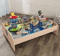Walmart | KidKraft Paw Patrol Train Play Table $159.97 ...