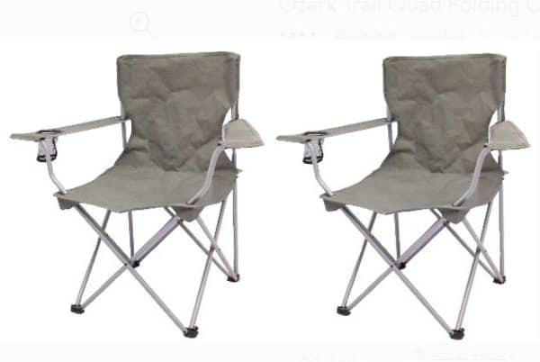 walmart chairs camping desk chair covers ozark trail only 6 47 passionate penny