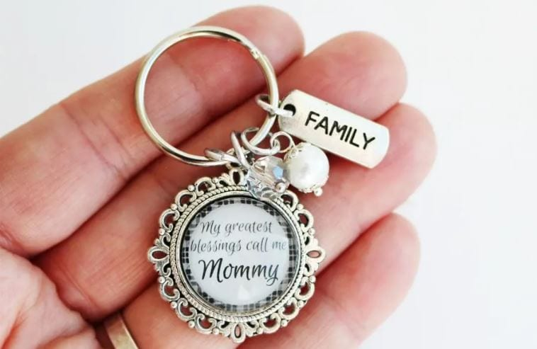 Blessings Key Chains
