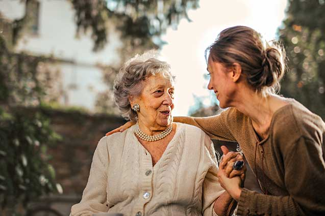 Caregiving on passionateworldtalkradio