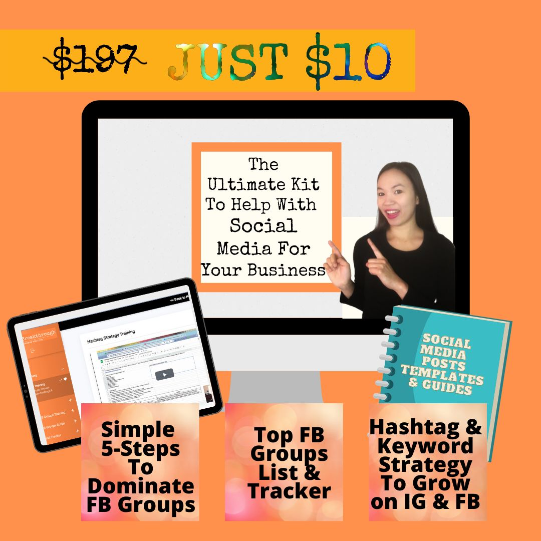 Really cool offer that will LEVEL UP your biz