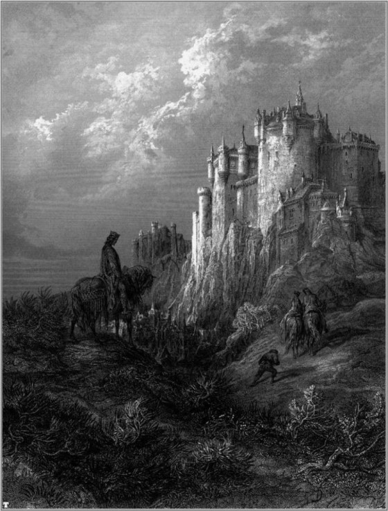Camelot -  Les Idylles du Roi. Alfred Tennyson (1868)
