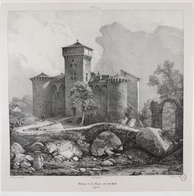 Château de Lacazes