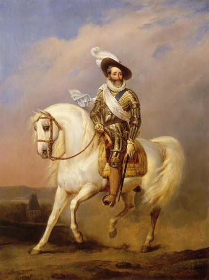 77-5 Fraise Mauzaisse Henri IV