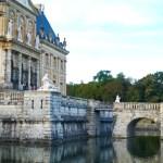 Les jardins du chateau de Vaux le Vicomte