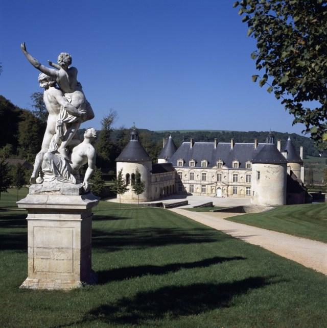 Chateau de Bussy Rabutin
