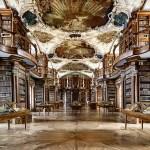 St Gallen : Cathédrale et Bibliothèque