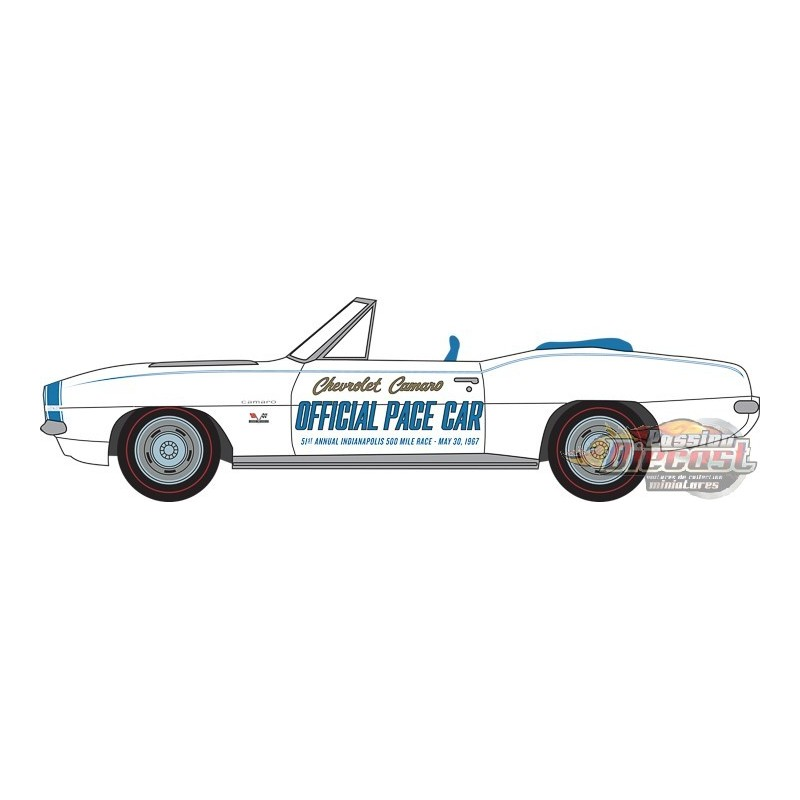1967 CHEVROLET CAMARO CONVERTIBLE Indianapolis 500 Pace