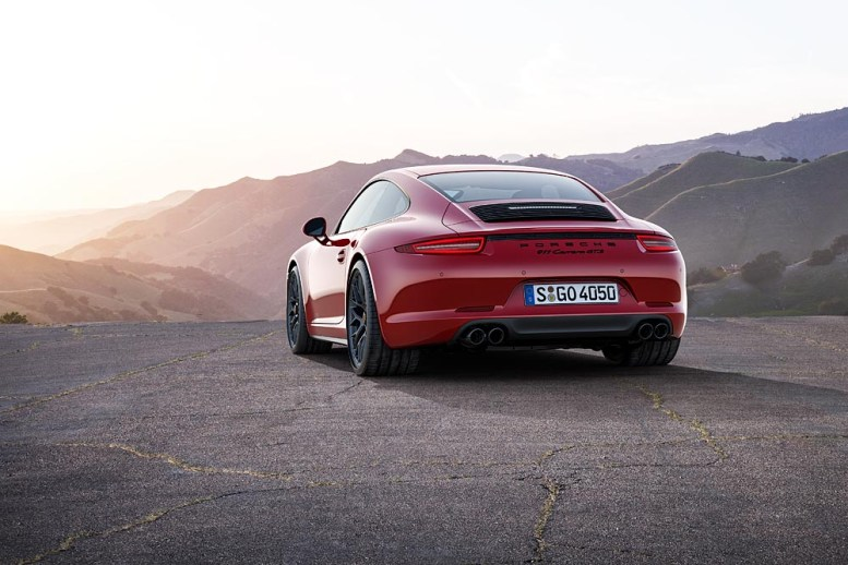 911 Carrera GTS Coupé