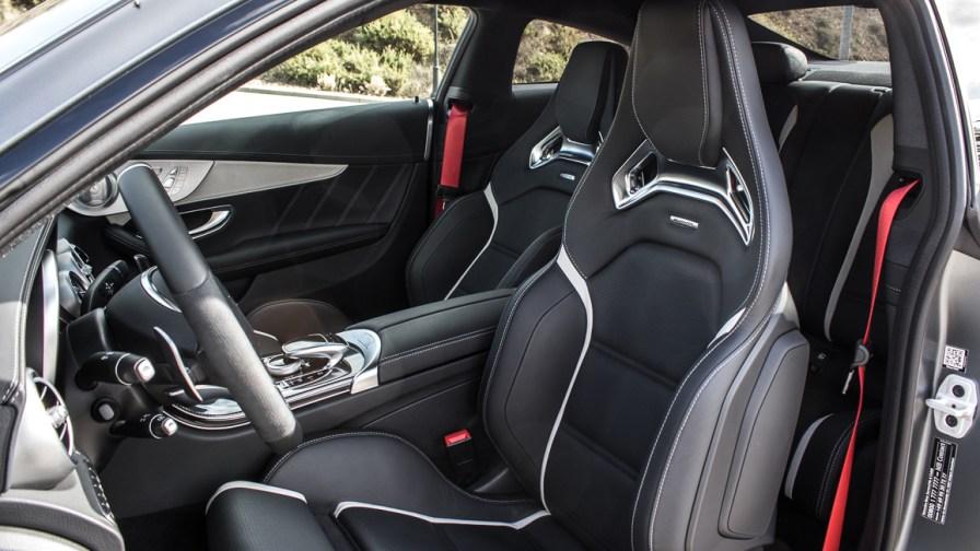 Mercedes-AMG C 63 S Coupé (C 205) Innenraum & Cockpit