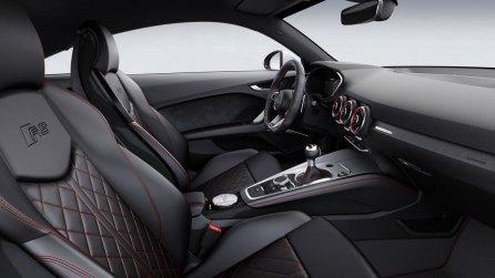 Audi TT RS Coupé Innenraum