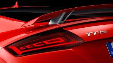 Audi TT RS OLED Rückleuchten