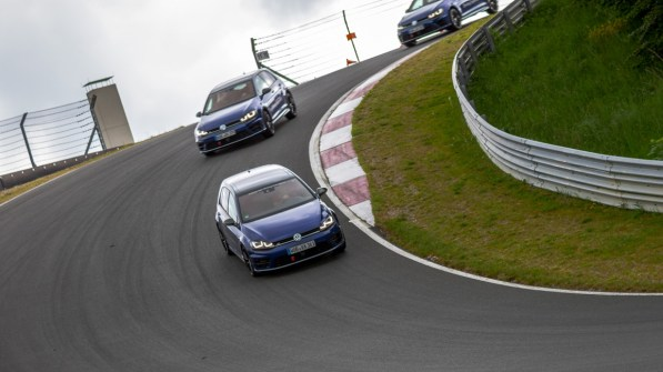 VW Driving Experience - Bilster Berg Blogger Day 2016