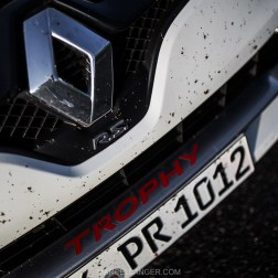 Renault Clio IV RS Trophy 220 Nürburgring Nordschleife Tracktest
