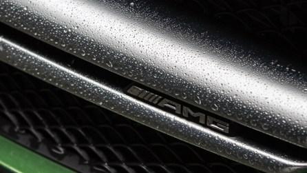 Mercedes-AMG A 45 W176 Modellpflege (Mopf) Elbaitgrün
