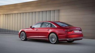 Neuer 2018 Audi A8 - Weltpremiere