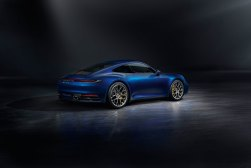 Porsche 911 Carrera 4S 992 Nachtblau Metallic night blue