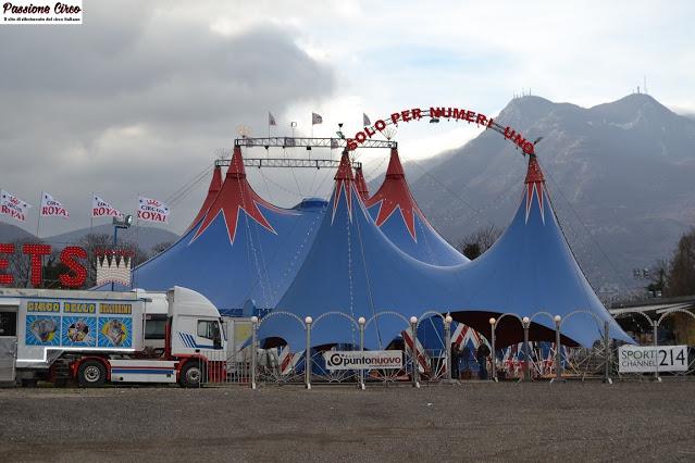 Monterotondo. Ancora tanta solidarietà per l'Imperial Royal Circus