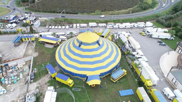 Circo Orfei a Siracusa, una festa per grandi e piccini – Video