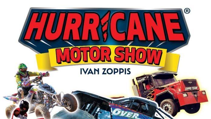 A Cattolica l'Hurricane Motor Show di Ivan Zoppis