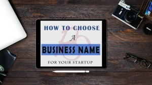 choose a business name