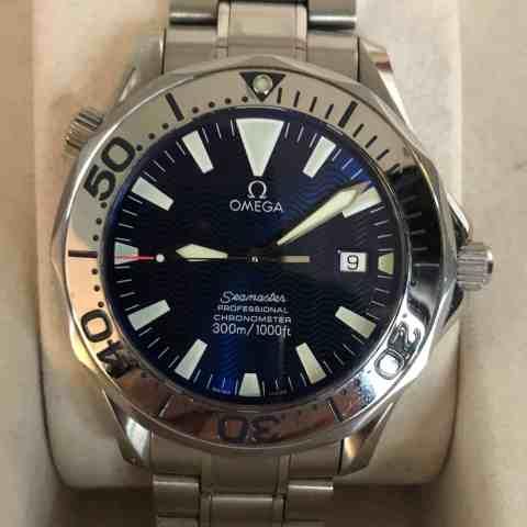 Omega Seamaster Diver 300 M Ref 2255.80.00