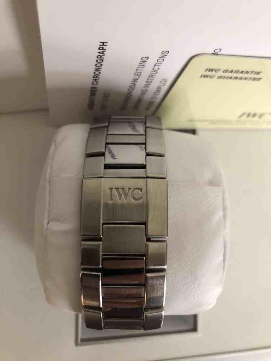 IWC Aquatimer Chronograph Ref IW376701