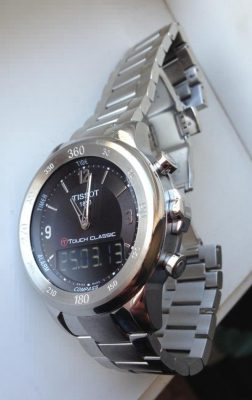 Tissot T-Touch Classic 2