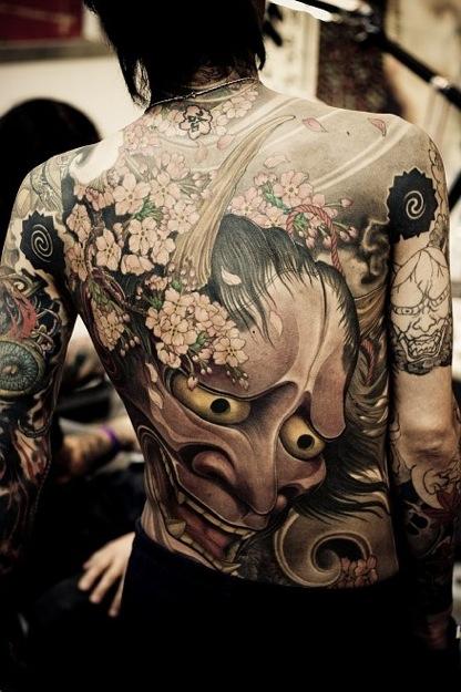 Tatuaggi Giapponesi il Significato e tante bellissime Immagini