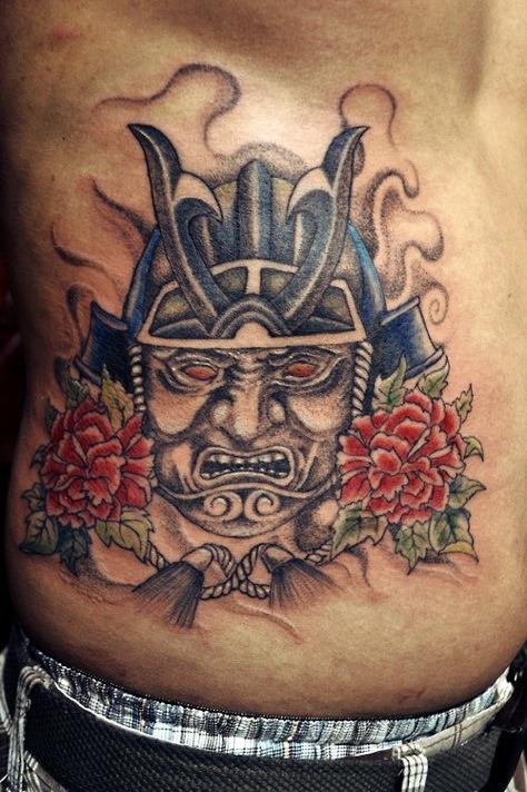 Tatuaggi Samurai informazioni e storia dai tattoo del Sol Levante  PassioneTattoo