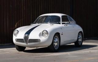 Alfa Giulietta SZ