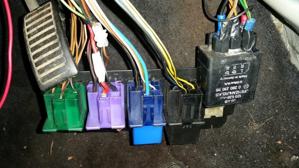 medium resolution of  fuel pump relay problems help xr3i cabby 20151104 145528 jpg