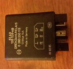 fuel pump relay problems help xr3i cabby 20151115 202042 jpg [ 5312 x 2988 Pixel ]