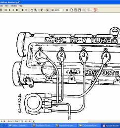 4 9 ford engine firing order diagram [ 1024 x 768 Pixel ]
