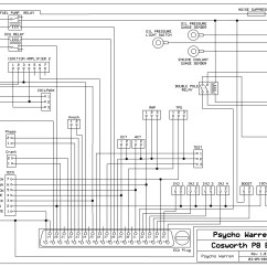 Ford Sierra Wiring Diagram Trailer Lights 5 Way Cosworth 30 Images