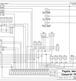 escort cosworth small turbo wiring diagram cosworth wiring experts needed passionford ford [ 2047 x 1404 Pixel ]