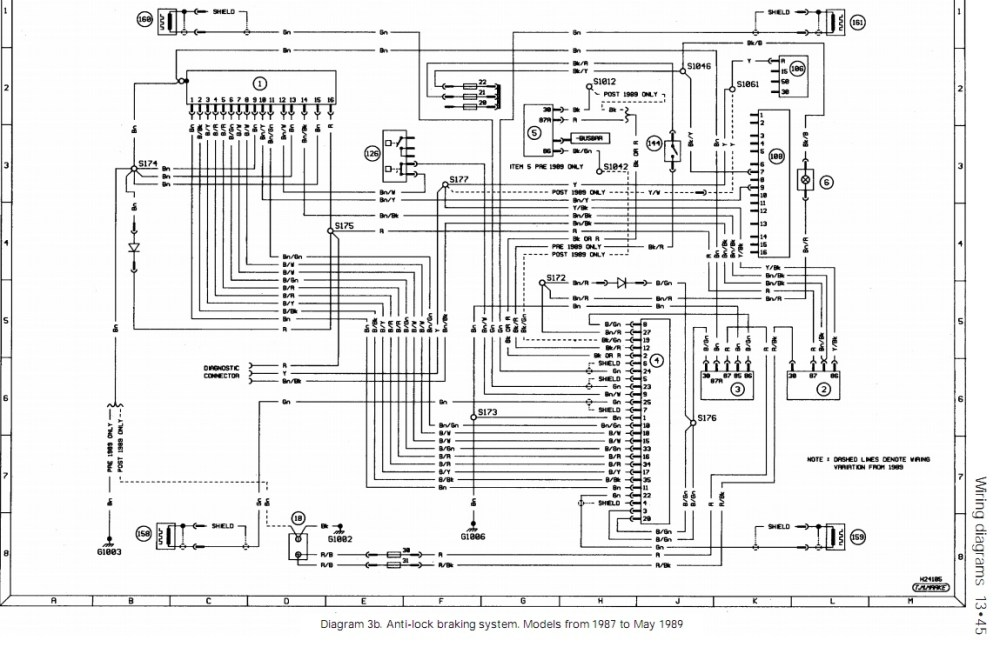 medium resolution of ford e 250 abs brake module wiring diagram wiring libraryford abs system wiring diagram another blog